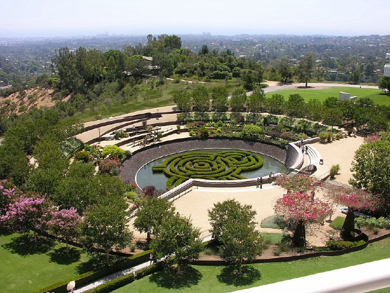 Getty_Center_Central_Garden