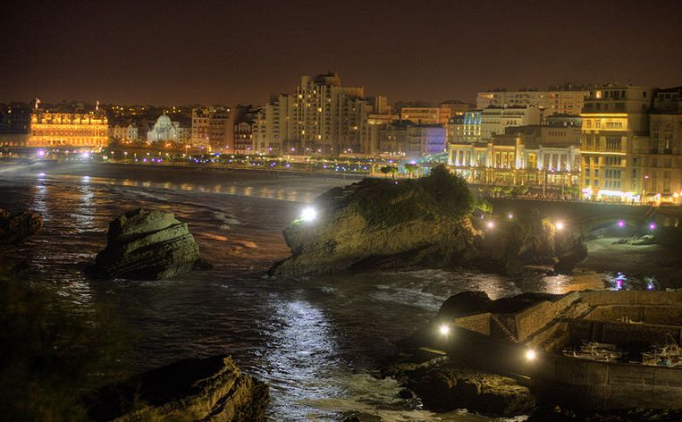 Old Port in Biarritz
